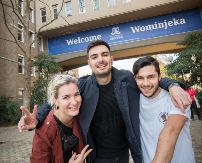 Graduates open days