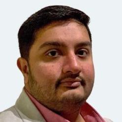 Photo of Dr Umesh Nair