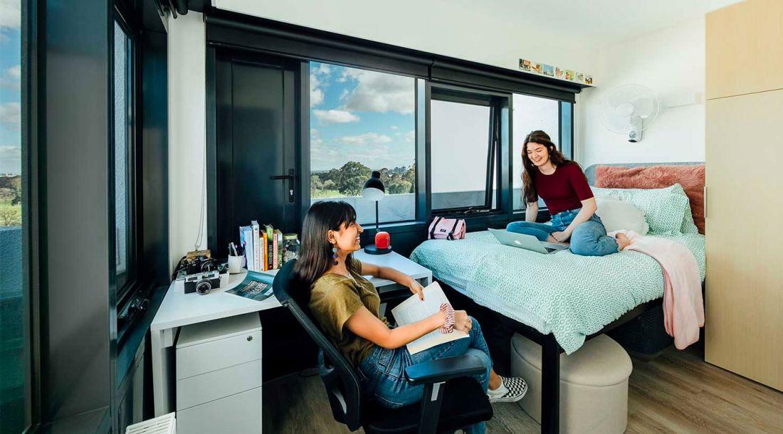 Explore student accomodation options